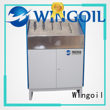 Wingoil High-quality pipe pressure testing machine Supply For Gas Industry