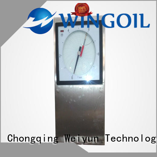 Wingoil hydrostatic portable hydrostatic test pump With unrivaled expertise for offshore