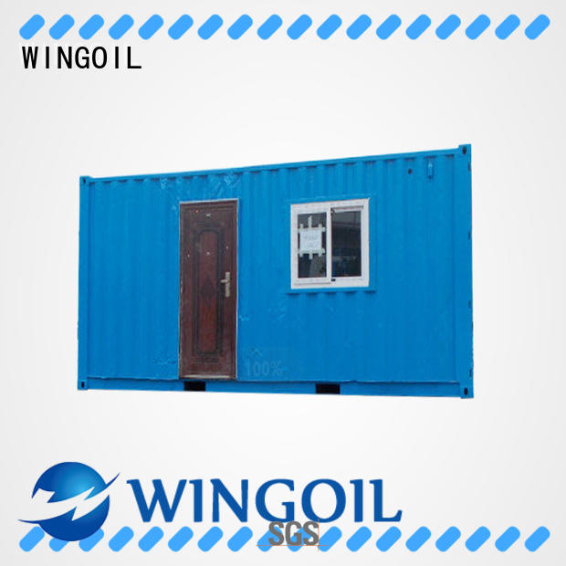 Wingoil high pressure hose testing equipment With unrivaled expertise For Oil Industry