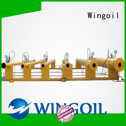 Wingoil professional high pressure hose testing equipment widely used for offshore