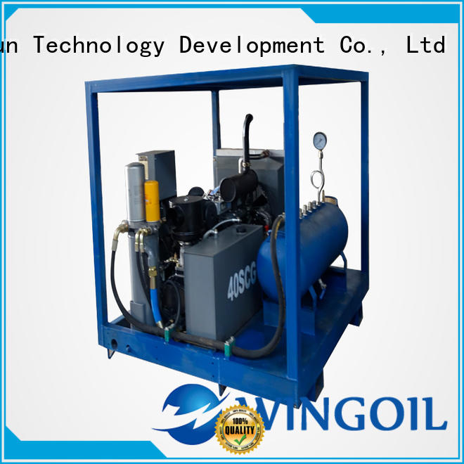 Wingoil paper testing equipment for business for onshore