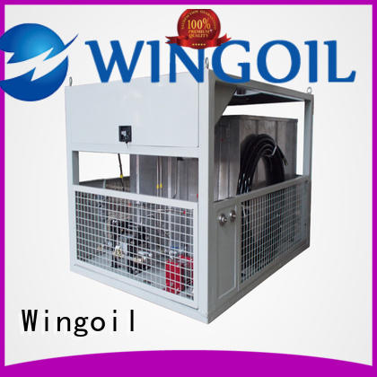 Wingoil Safety hydrostatic test pump With unrivaled expertise For Gas Industry