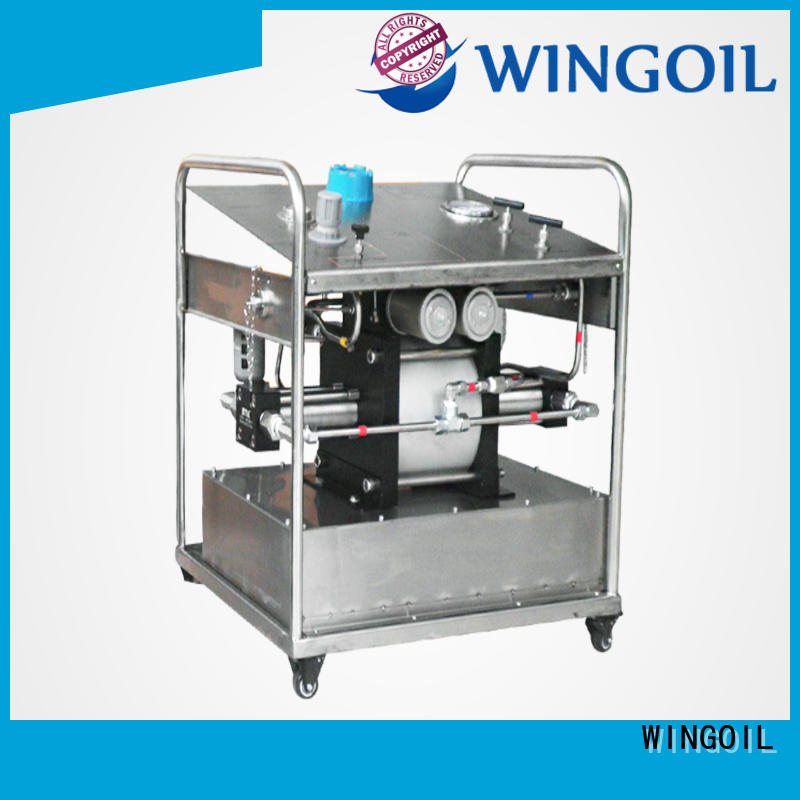 Wingoil professional corrosion inhibitor injection system in high-pressure For Oil Industry
