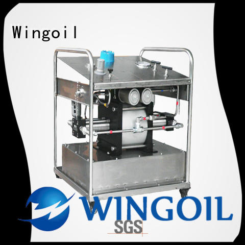 Wingoil high pressure Chemical Injection System With unrivaled expertise For Gas Industry
