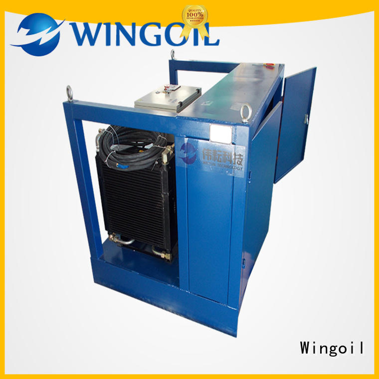 Wingoil pressure testing instruments Suppliers For Oil Industry