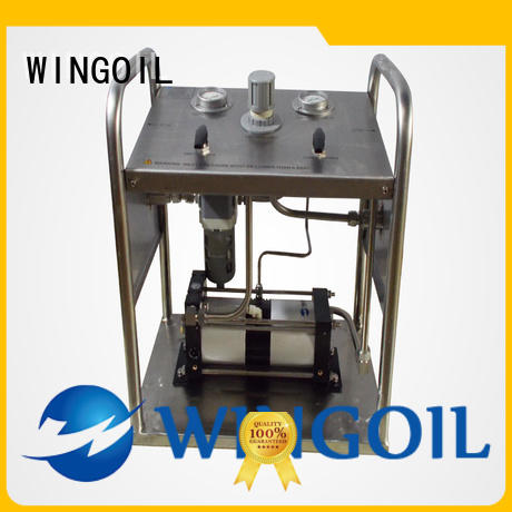 Wingoil New hydrostatic water test Suppliers For Oil Industry