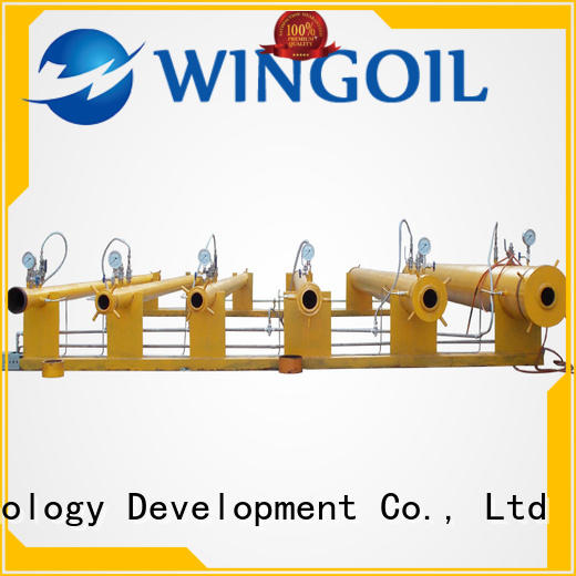 high pressure high pressure hose testing equipment widely used For Oil Industry
