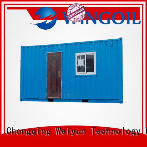 Wingoil Wholesale hydrostatic leak test With unrivaled expertise for offshore