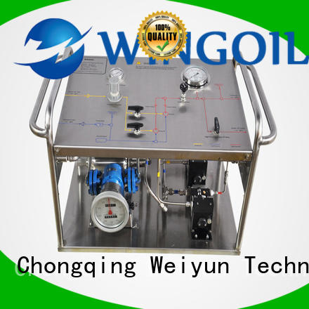 popular pneumatic hydrostatic test pump For Oil Industry