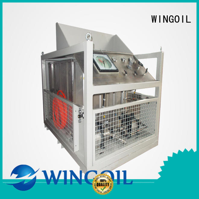 popular hose pressure testing equipment widely used for offshore