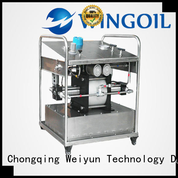 Wingoil chemical injection package pdf With unrivaled expertise For Gas Industry