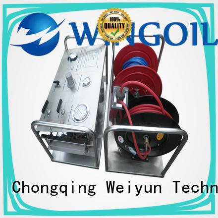 Wingoil Safety hydrostatic pump Supply For Gas Industry