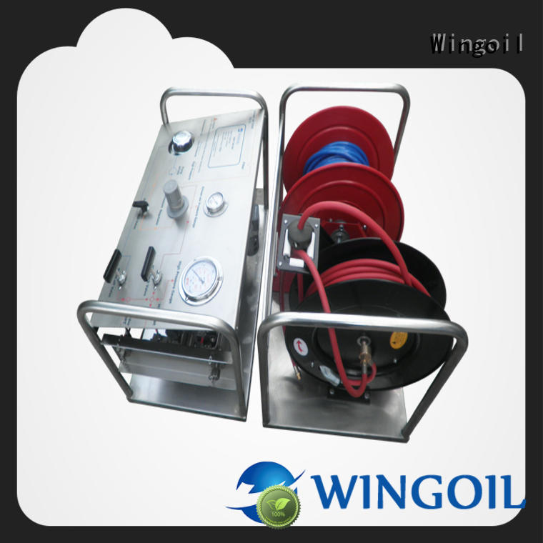Wingoil rothenberger pressure tester factory for offshore
