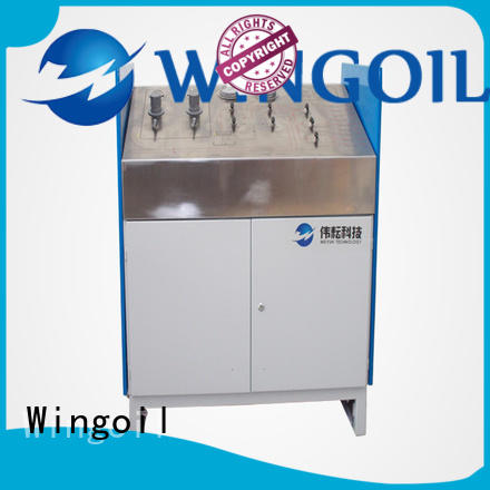 Wingoil Safety high pressure hose testing equipment With unrivaled expertise For Oil Industry