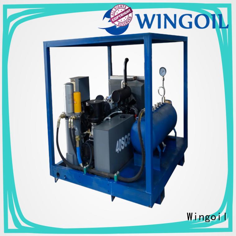 popular pipe pressure testing equipment in high-pressure For Oil Industry