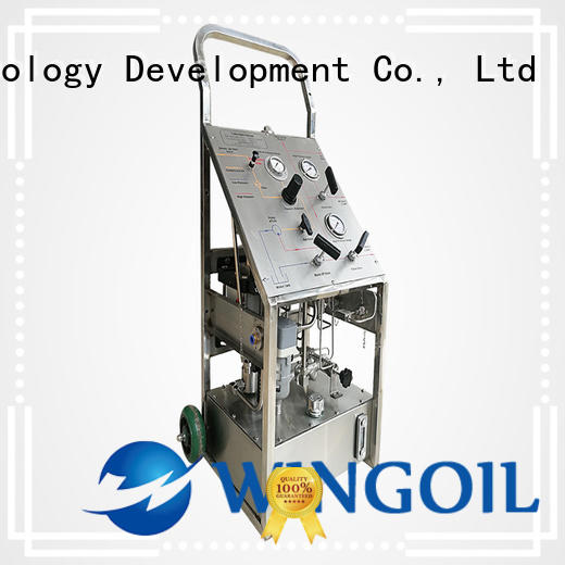 Wingoil hydrostatic hydrostatic pump With unrivaled expertise for offshore