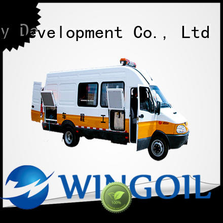 Safety truck compressor With unrivaled expertise For Gas Industry
