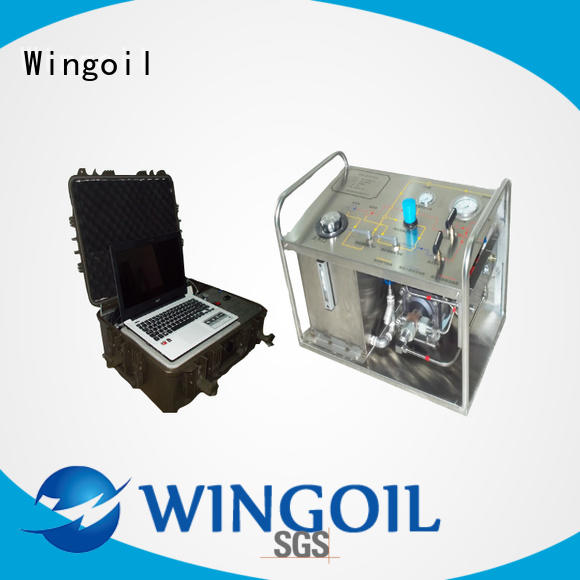 Wingoil hydro testing near me company for offshore