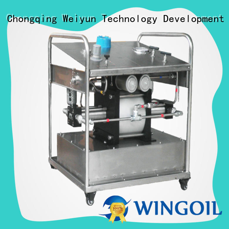 Wingoil Top proof pump rp50 With unrivaled expertise for onshore