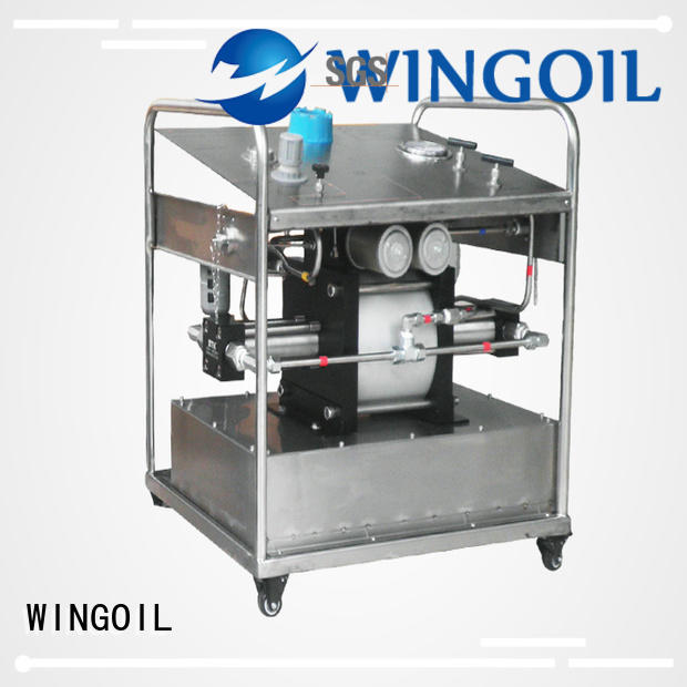 Wingoil hydrostatic hydrostatic pressure pump With unrivaled expertise for onshore