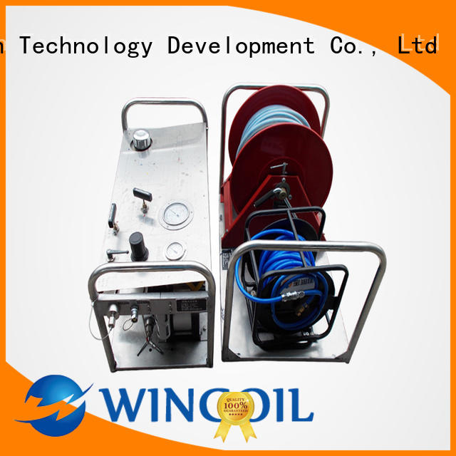 Wingoil popular corrosion inhibitor injection system infinitely For Oil Industry