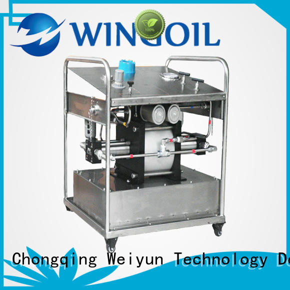 chemical Chemical Injection System in high-pressure For Oil Industry