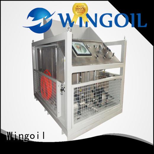 Wingoil impact test equipment For Oil Industry