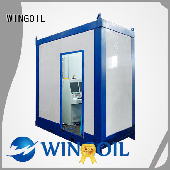 Flow Control high pressure equipment for offshore