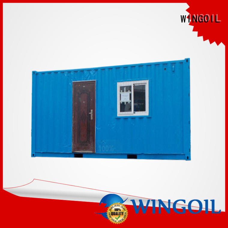 Wingoil pressure components widely used For Oil Industry