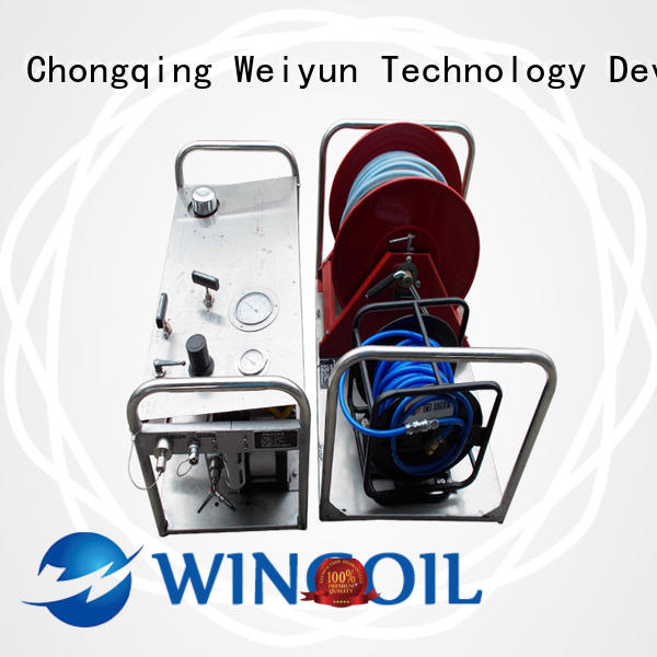 Wingoil tower chemical factory For Oil Industry