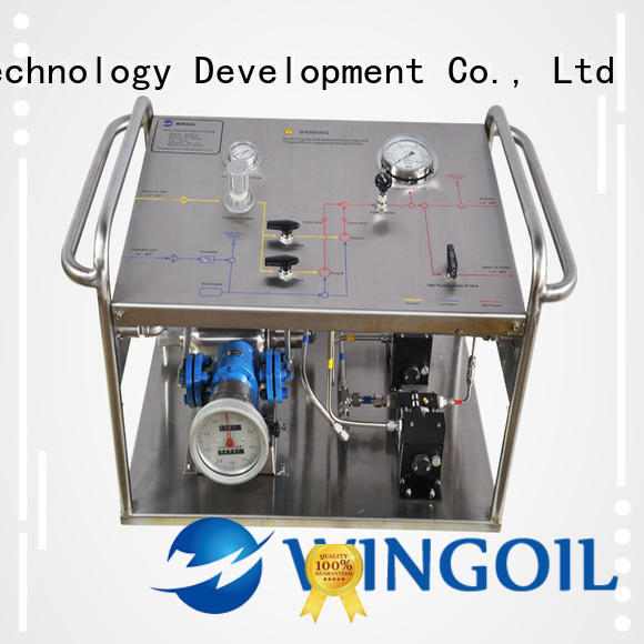 hydrostatic hydrostatic pressure test pump With unrivaled expertise For Oil Industry