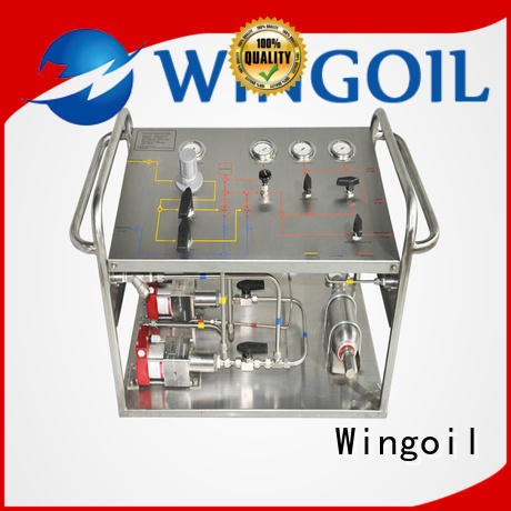 high pressure Chemical Injection System in high-pressure for onshore
