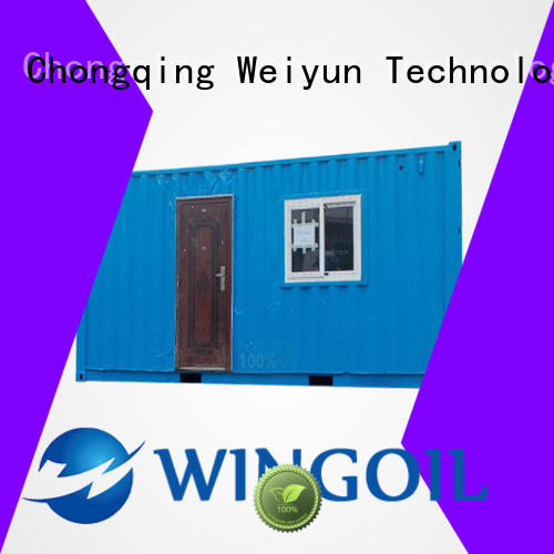 Wingoil Wholesale hydrostatic testing equipment pipeline widely used For Gas Industry