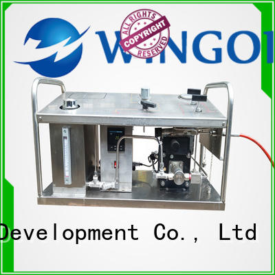 Wingoil rice hydrostatic test pump for sale company For Oil Industry