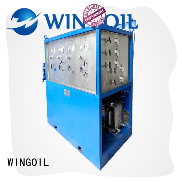 duct pressure testing equipment With unrivaled expertise for onshore