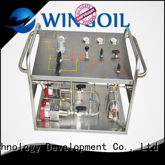 Wingoil what is a hydrostatic pump manufacturers for onshore