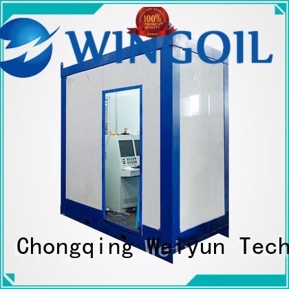 high pressure hose testing equipment widely used for onshore