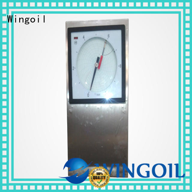 Wingoil professional portable hydrostatic test pump widely used for offshore