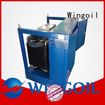 Wingoil pressure testing machine manufacturers For Oil Industry