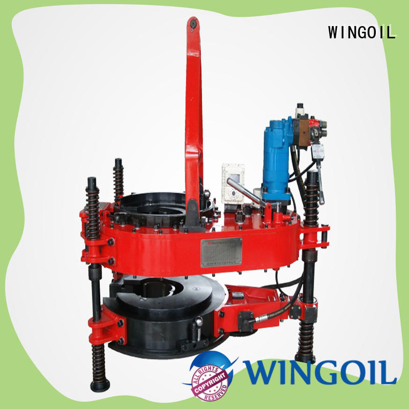 Wingoil oilfield downhole tools widely used For Gas Industry