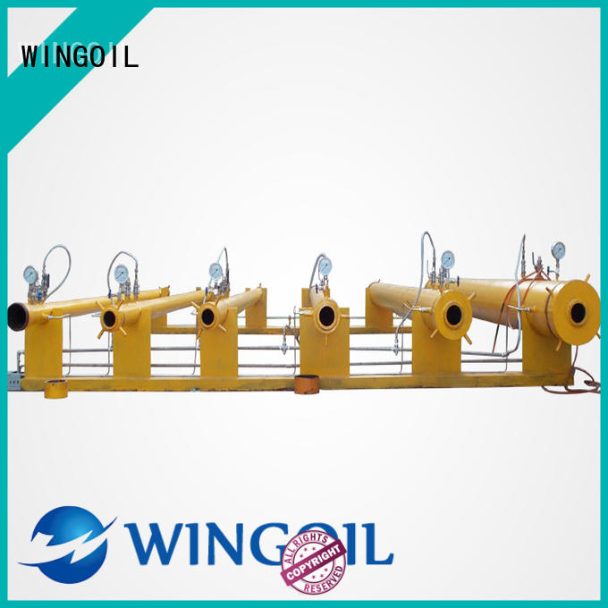 Flow Control high pressure hose testing equipment in high-pressure For Gas Industry