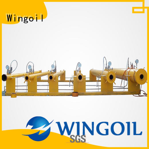 Wingoil Safety high pressure hose testing equipment widely used For Gas Industry