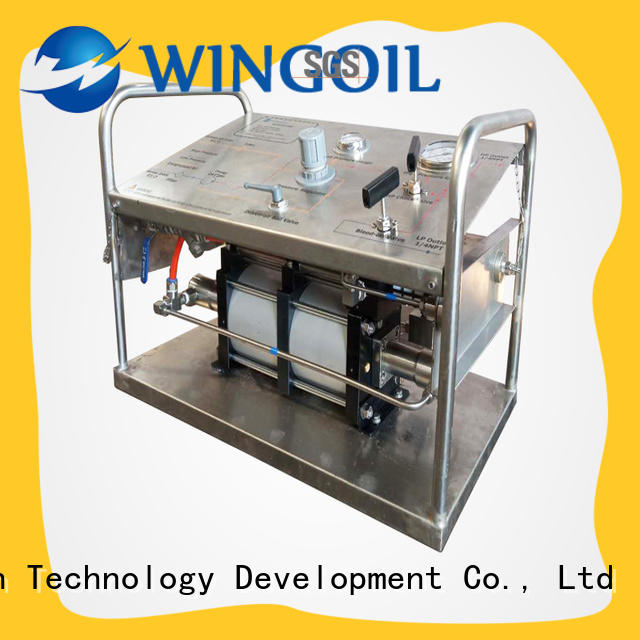 Wingoil popular hydrostatic pump widely used for offshore
