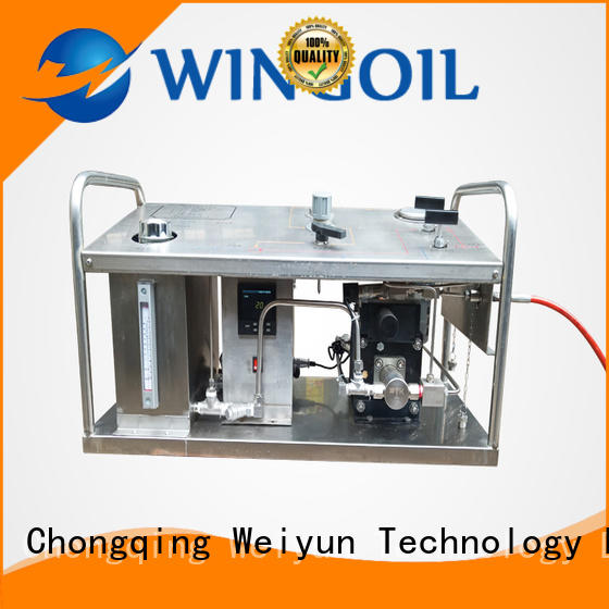 hydrostatic pressure pump for offshore