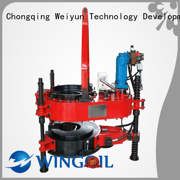 Wingoil canadian downhole With unrivaled expertise for offshore
