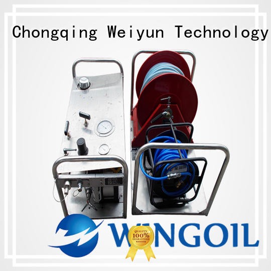 Wingoil Chemical Injection System widely used For Oil Industry