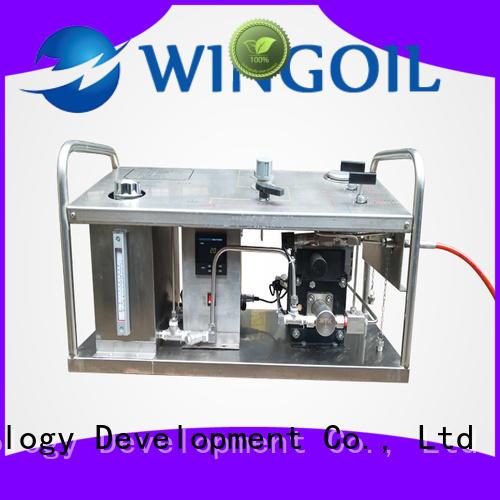 high pressure hydrostatic pump infinitely for onshore