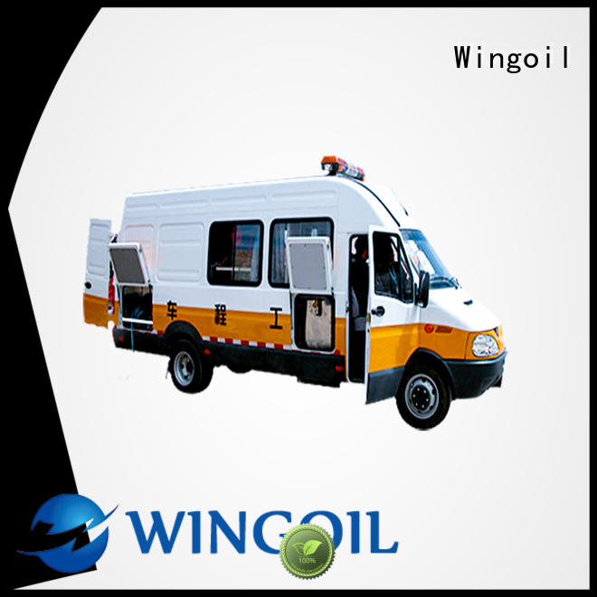 Wingoil semi truck tire air pressure gauge Supply For Oil Industry