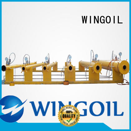 Wingoil Best hydrostatic pressure test of fire extinguishers With unrivaled expertise For Oil Industry