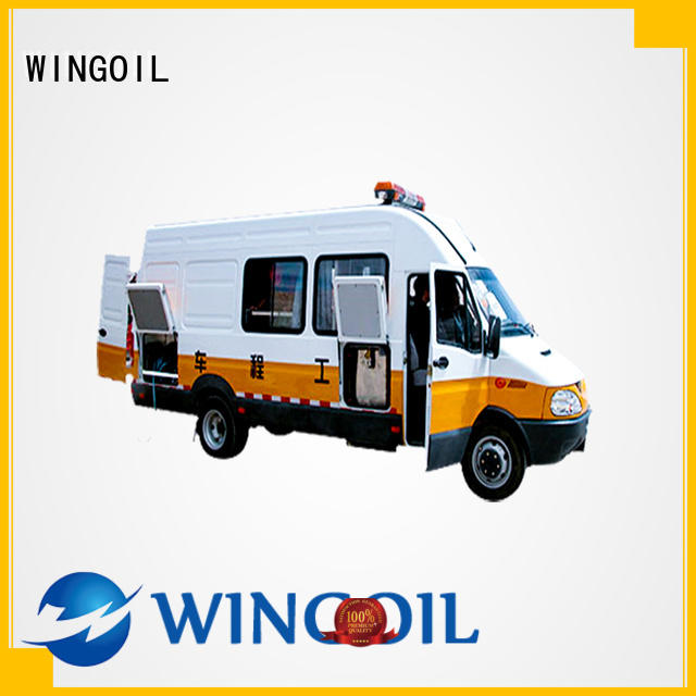 Wingoil popular pneumatic brakes working manufacturers For Oil Industry